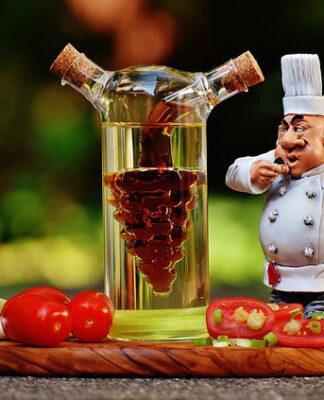 Co zrobić z zużytym olejem spożywczym